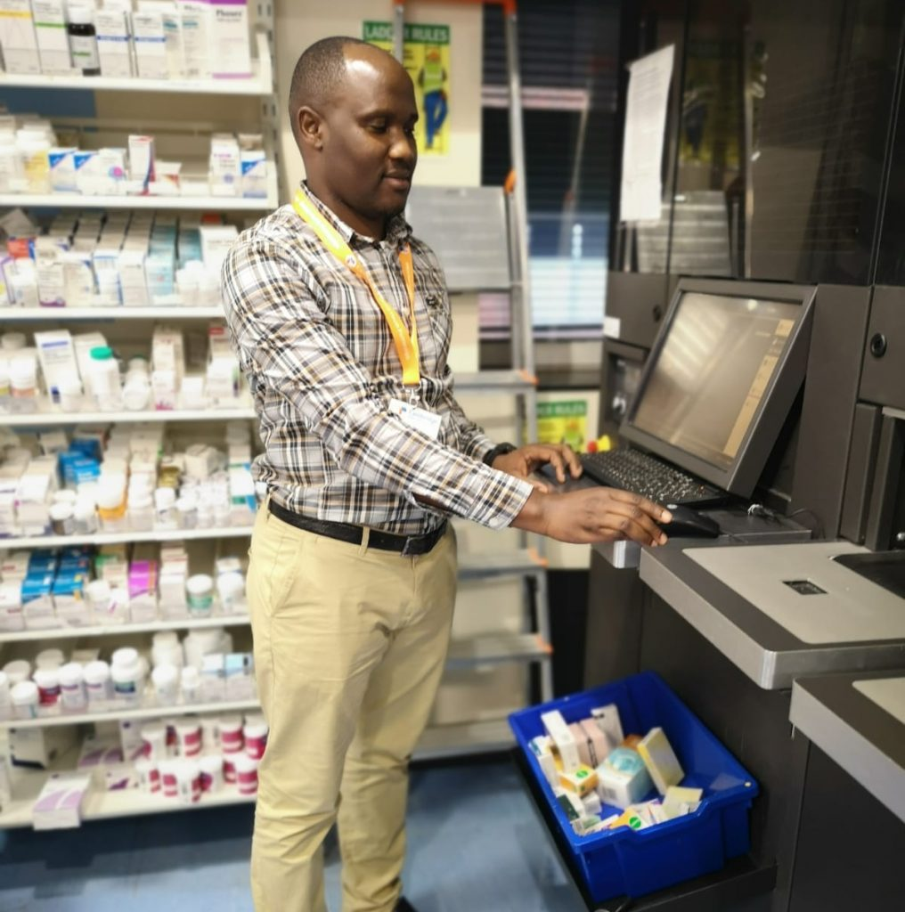 Pharmacy in Kampala – Ronald Onegwa
